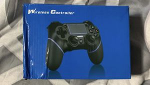 PS4 Wireless Controller Black for Sale in Temecula, CA