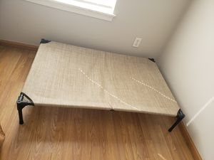 Training dog cot for Sale in Romeoville, IL