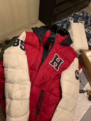 Tommy Hilfiger jacket XL for Sale in Germantown, MD