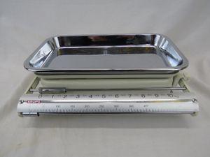 Vintage Krups PERLA 10kg Kitchen Scale White Enamel for Sale in Belmar, NJ