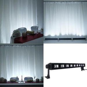 27W 9LED White UV Bar Glow in the Dark Blacklight Wall for Sale in Beaumont, TX
