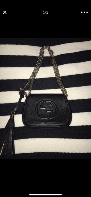 Authentic Gucci cross body chain bag for Sale in Marietta, GA