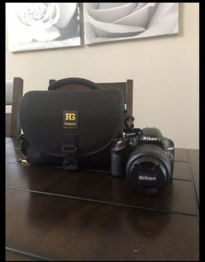 Nikon D3200 camera for Sale in Damascus, OR