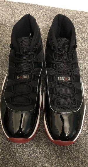 Jordan 11 Bred 2019 Size 12 for Sale in East Liberty, PA