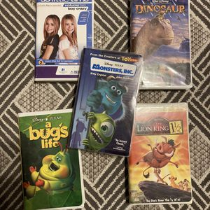 Disney VHS Lot for Sale in Woodbridge, VA