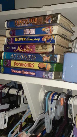 Disney VHS for Sale in Neptune Beach, FL