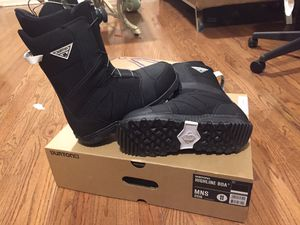 Men's Burton Highline Boa Snowboard boots for Sale in Arlington, VA