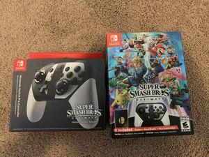 Nintendo Switch Super Smash Bros Ultimate Collectors for Sale in Henderson, NV