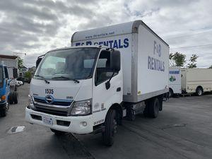Hino 195h box truck 2014 for Sale in Santa Ana, CA