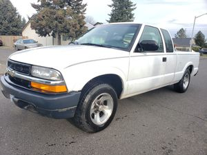 2003 CHEVROLET S 10 for Sale in Portland, OR