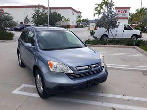 2007 Honda CRV for Sale in Coral Gables, FL