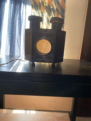 Antique C.W. White Radioptican Postcard Lantern Projector for Sale in Alameda, CA