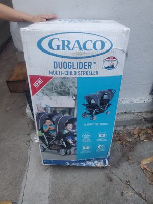 Graco dualglider double seat stroller for Sale in Los Angeles, CA