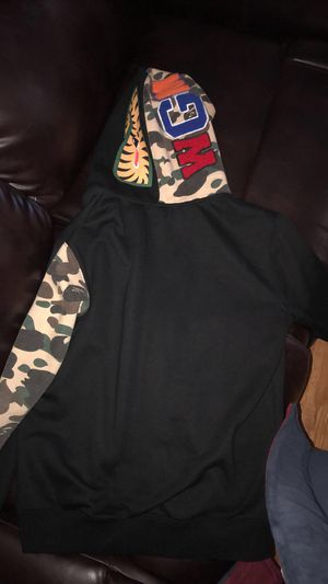 Bape hoodies (worn 5times) for Sale in University Place, WA