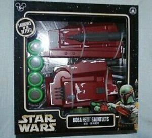 Disney Star Wars Galaxy's Edge BOBA Fett gauntlet launcher for Sale in Rialto, CA