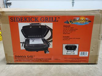 Sidekick Grill, RV Mountable, New for Sale in Battle Ground,  WA