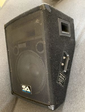 Seismic SA-10 Floor Monitor speaker wedge for Sale in Chicago, IL