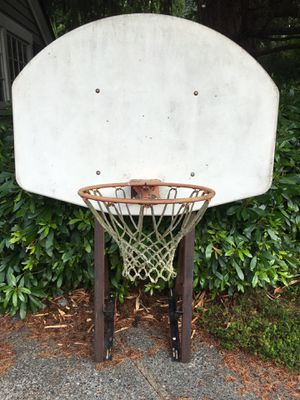 Basketball Hoop for Sale in Shoreline, WA