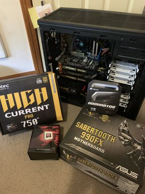 Gaming PC for Sale in Everett, WA