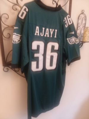 NEW Ajayi 3XL GREEN GAME JERSEY for Sale in Meherrin, VA