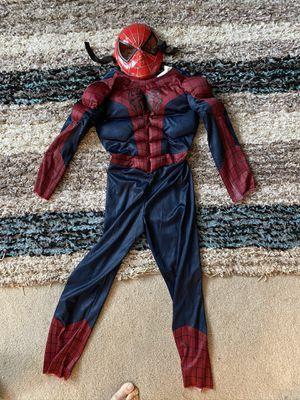 Spider-Man costume size 4-6 boys for Sale in Mukilteo, WA