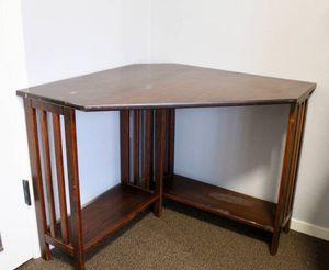 Wood Corner Office Desk Table for Sale in Berkeley, CA