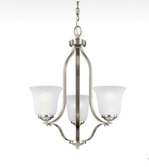 New Chandelier by Sea Gull Lighting with long chain Original $181 for Sale in Smyrna, TN