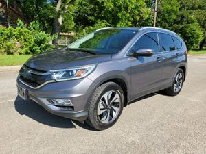 2016 Honda CR-V Touring Edition! 1-Owner! Clean Title! Entiendo espanol for Sale in Burleson, TX