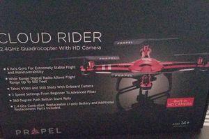 Propel HD CAM Drone 2.4Ghz Range 500fr for Sale in Kirkland, WA