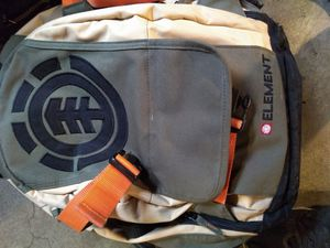 Element backpack(skateboard carrier) for Sale in Columbus, OH
