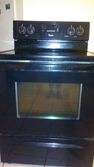 Whirlpool Glasstop oven for Sale in Palm Bay, FL