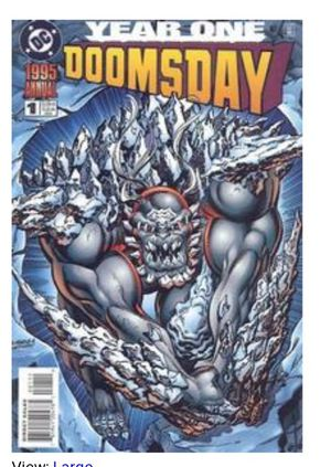 Doomsday Annual (1995 One Shot) # 1 new for Sale in Downey, CA