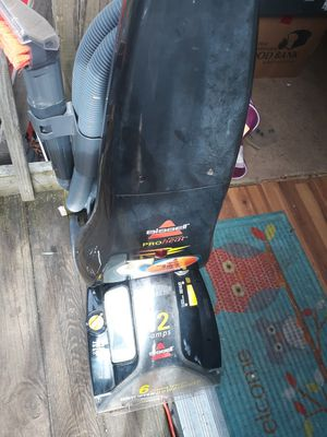 Bissell proheat x2 carpet cleaner for Sale in Chesapeake, VA