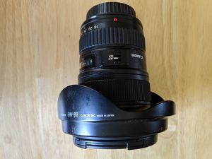 Canon EF 16-35mm f/2.8L II USM Lens for Sale in Los Angeles, CA