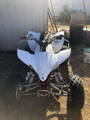 Yfz 450 TRX 450 title in hand for Sale in Odessa, TX