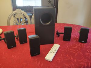 Bose Lifestyle 25 Series II Speakers for Sale in Phoenix, AZ