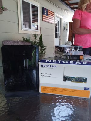 NETGEAR N600 Dual Band Wireless Router ONLY $30 Brand New!! for Sale in Fruitland, ID