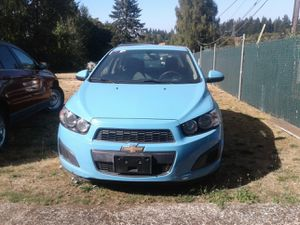2016 Chevy Sonic for Sale in Vancouver, WA