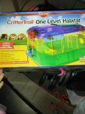 Hamster cage for Sale in Greenwood, IN