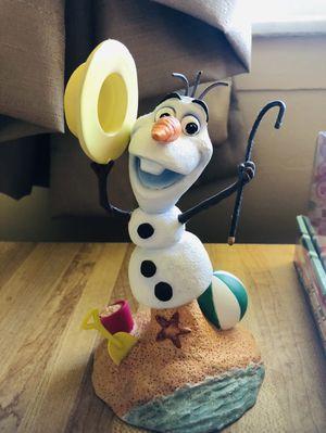 "Grand Jester Studios Disney Showcase Frozen ""Olaf"" Figurine for Sale in Boca Raton, FL"
