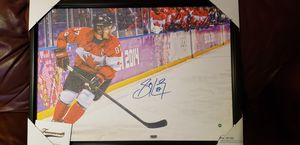 Frameworth 20x29 Crosby Canvas. Huge signature! for Sale in Worthington, PA