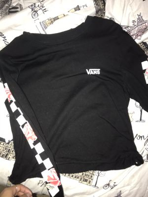 Vans Long Sleeve for Sale in Arvada, CO