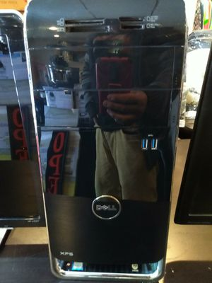 Dell xps gaming computer i7 very fast for Sale in Modesto, CA