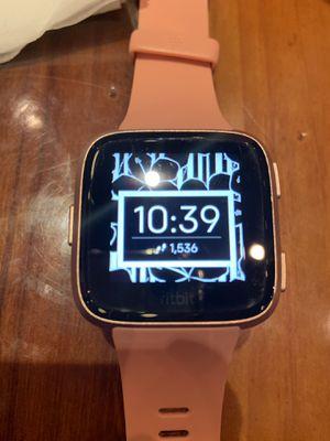 Fitbit Versa for Sale in Norfolk, VA