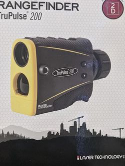 Laser Rangefinder Tru Pulse 200 for Sale in Bloomington,  IL