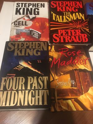 Stephen King Book Lot for Sale in Arlington, TX