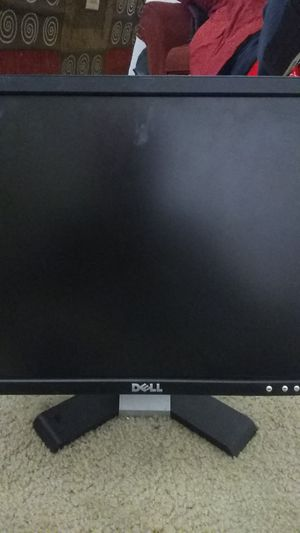 dell computer monitor for Sale in Lakewood, CO