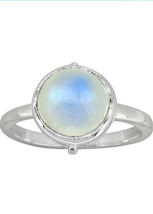 New Rainbow Moonstone Sterling Silver Ring Size 6 for Sale in Wenatchee, WA