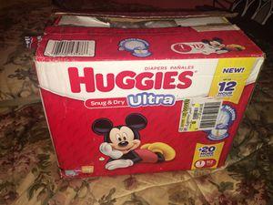 Huggies size 1 for Sale in Nashville, TN