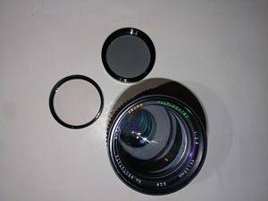 auto Sears lens multicoated p/k 1: 2.8 f=135 mm for Sale in San Diego, CA